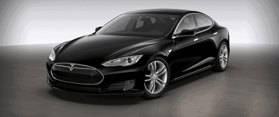 Tesla S via teslamotors.com