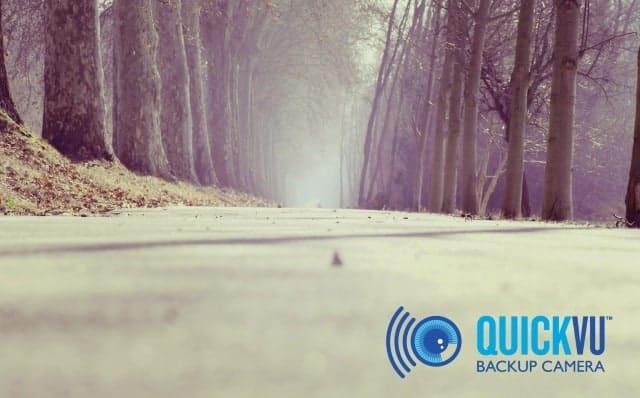 QuickVu Backup Camera from Trail Ridge Technologies Blog