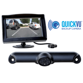 QuickVu™ Digital Wireless Backup Camera System