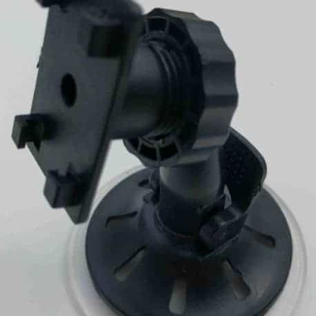 QuickVu Digital suction cup mount
