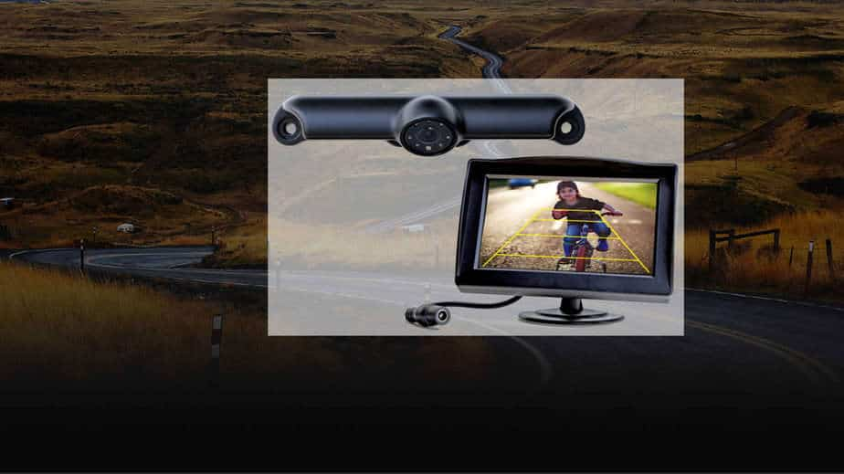 QuickVu™ Wireless Backup Cameras